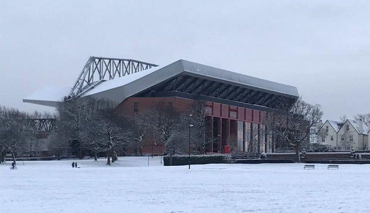 Snow watch, Mane's optimism & Klopp's demands – Tuesday's Liverpool FC News Roundup