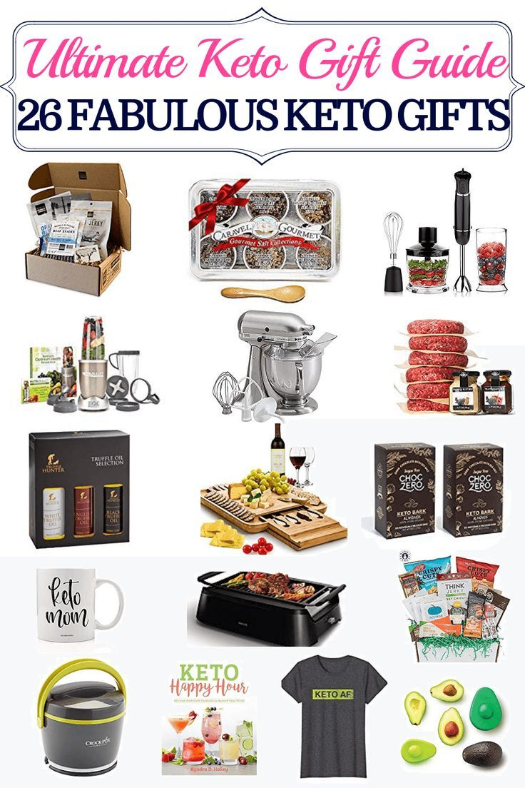 Best Keto Gift Ideas For Friends Family On The Ketogenic Diet