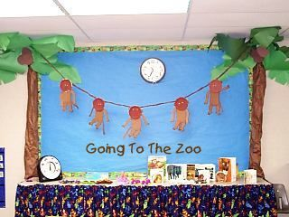 zoo bulletin board | Bulletin Boards