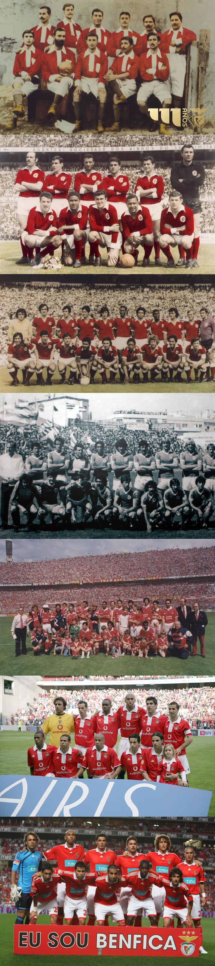 S.L. Benfica - 111 anos