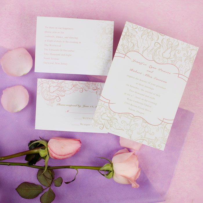 373 best Spring Wedding Invitations images – Discount Wedding Invitations with Free Response Cards