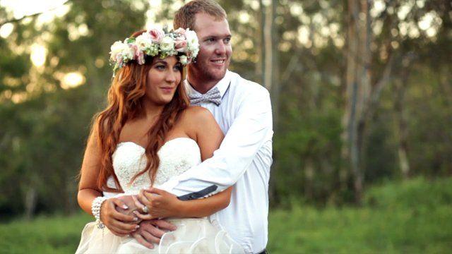 gympie backyard wedding