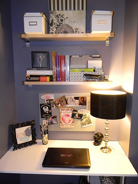 29 best Small Workspace Solutions images on Pinterest Closet