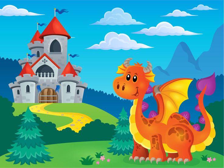Cuento infantil: El Dragón Salvador