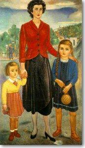 Βασιλείου Σπύρος-Η Οικογένεια, 1947-48