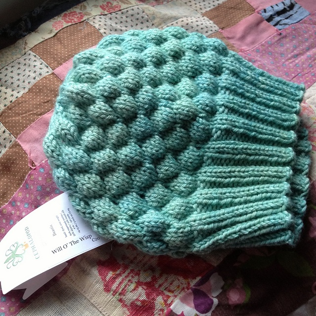 Ravelry Project Gallery For The Bubble Hat Pattern By