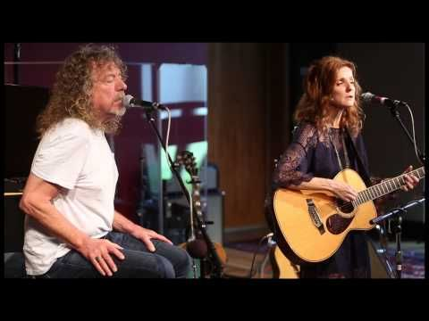 """Patty Griffin and Robert Plant - """"Ohio"""" """"My love is the water and it's stronger and deeper than time"""""""