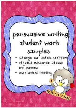 own room persuasive essay A teacher's guide to teaching a room of one's own,  you'll feel confident teaching this essay in a classroom of your own  put your own persuasive skills to the.