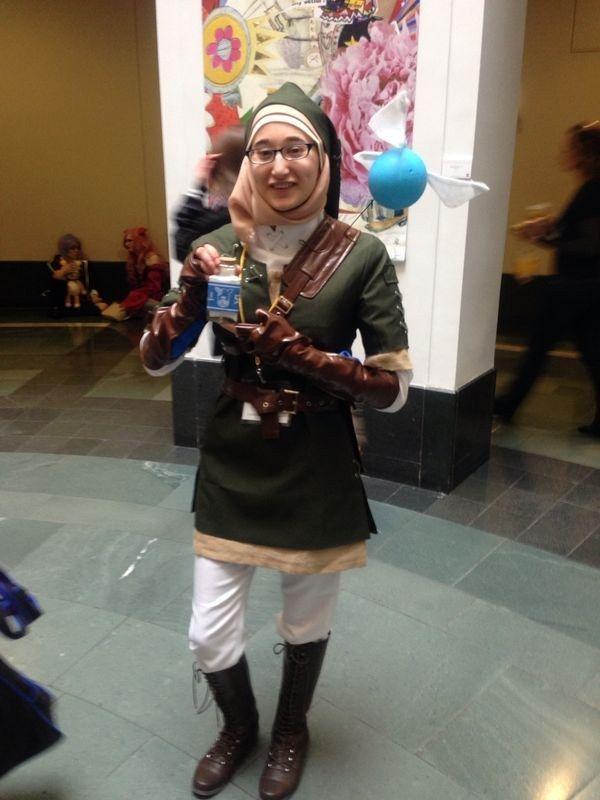 Hijabi Cosplayers - Faith & Fun!