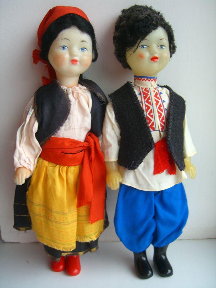 Кукла СССР в национальной одежде молдаван 28 см (6510334533) - Aukro.ua – больше…