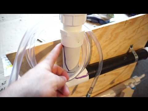 125) How to Build a Simple Aircrete Machine - YouTube