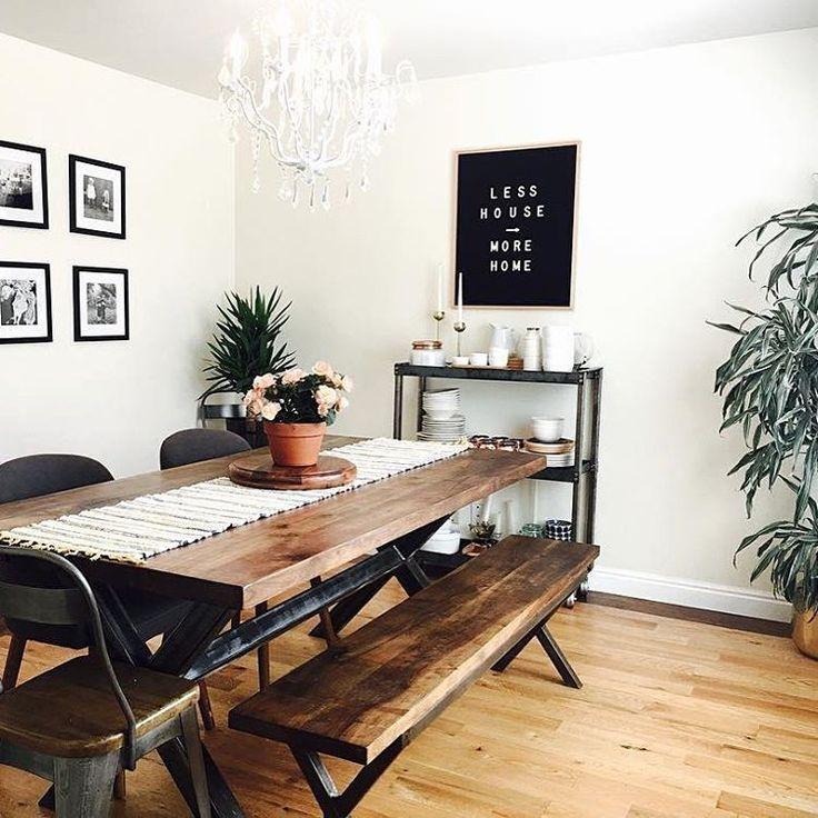 25 Best Ideas About Industrial Style Kitchen On Pinterest: 25+ Best Ideas About Industrial Dining Tables On Pinterest