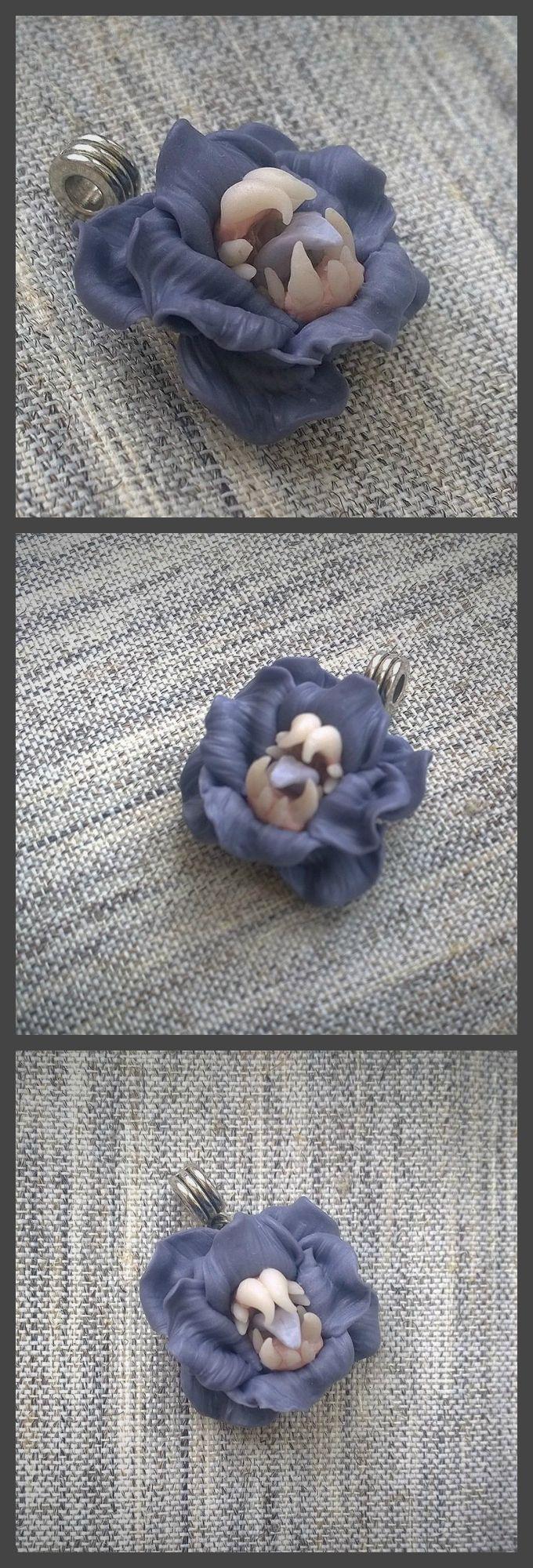 #etsy #flowers #polymerclay #полимернаяглина #хобби #ручнаяработа #polymerclay #fimo #premo #sculpey #etsy  #handmade #зубоцвет #jewelry #silverushka