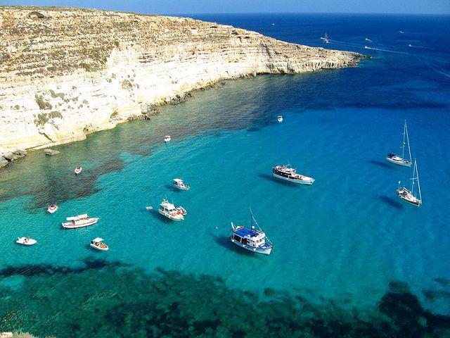 Lampedusa by esplorasicilia, via Flickr