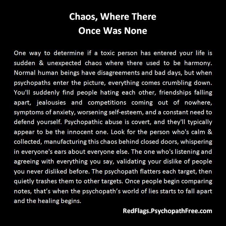 socipathis behavior 2 juil 2013  dans un ouvrage récemment publié aux etats-unis, me thomas, lui-même  sociopathe, évoque l'idée que chacun d'entre nous a plus ou des.