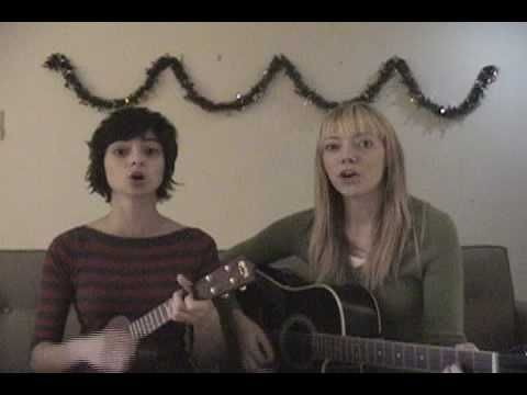 "Garfunkel and Oates, aka Riki Lindhome and Kate Micucci, ""Present Face"""