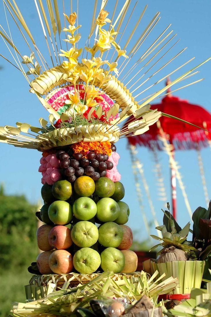 Balinese Ceremony at Tugu Hotel Bali