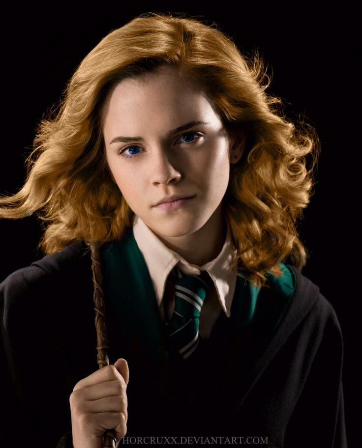 Sweet, Dark Hermione Granger