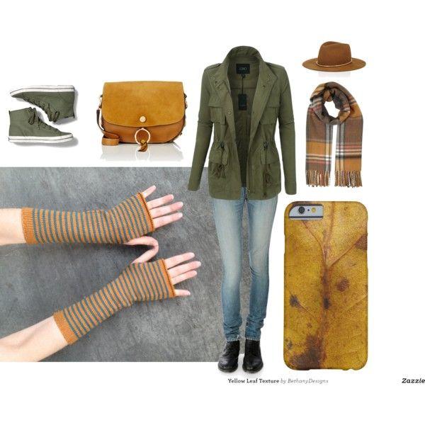 fall fashion set by anna-suchodolska on Polyvore featuring LE3NO, Yves Saint…