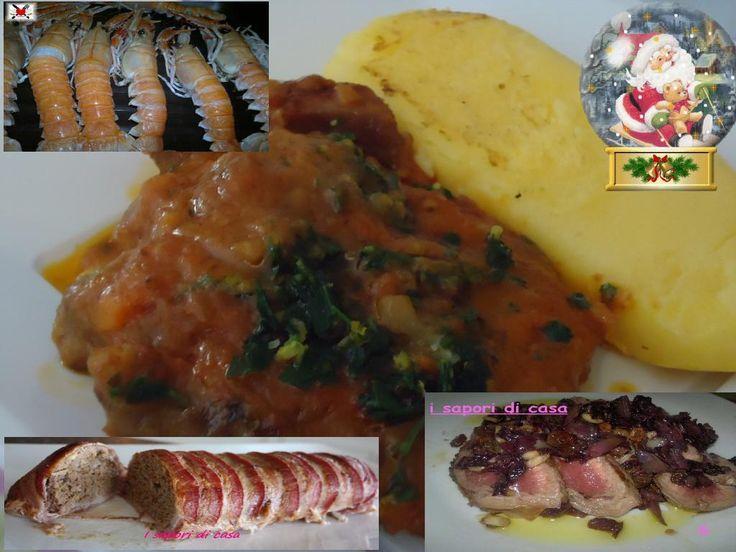 Dieci secondi piatti per il pranzo di Natale - ricette facili e gustose