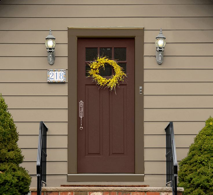 25 Great Ideas About Exterior Color Combinations On Pinterest