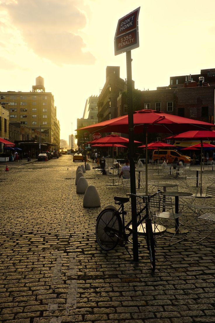 """Twilight in the Meat Packing District, NYC Source- Picture This Photography NYC """