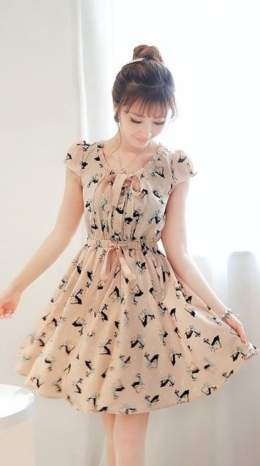 Dress Dress  Chiffon Dress