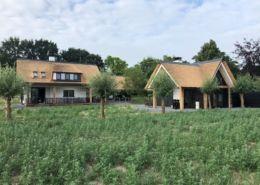 Romantische Reetdachvilla in natürlicher Umgebung in Lunteren – HaBé   Bouwe …
