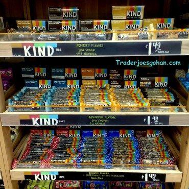 KIND | Nuts & Spices Bars | 1.4oz/40g $1.00-1.50 | カインド | ナッツアンドスパイス バー | #traderjoes #kind # proteinbar #energybar #トレーダージョーズ #カインド #カインドバー #プロテインバー #エナジーバー