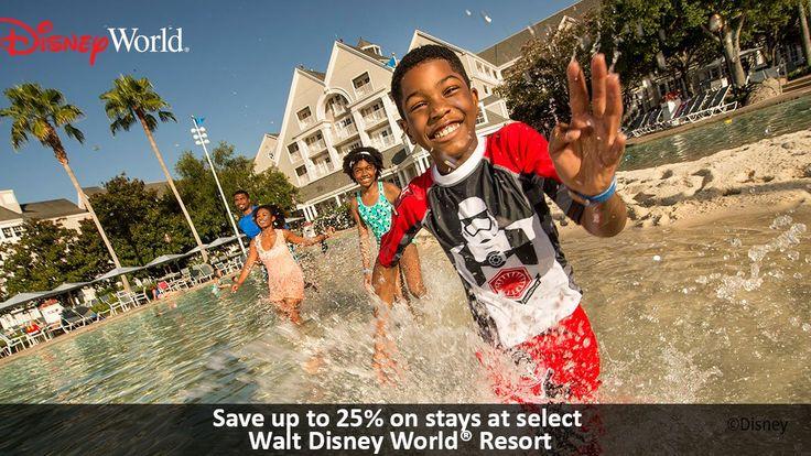 Walt Disney World® Resort Hotels - https://traveloni.com/vacation-deals/walt-disney-world-resort-hotels-3/ #waltdisneyworld #usavacation #familyvacation #traveloni