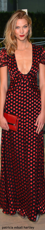 Red & Black Essence ✦ Karlie Kloss ✦ https://www.pinterest.com/sclarkjordan/red-black-essence/