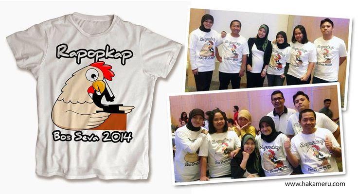 Hasil Desain Kaos - Jasa desain grafis online Hakameru.com
