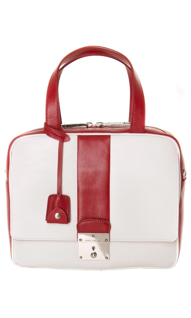 Marc Jacobs The Domino leather #handbag - ss13