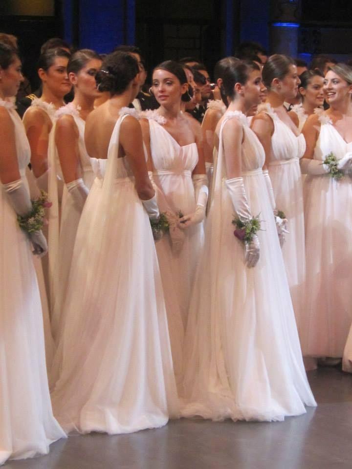 Debuttanti 2013 del Gran Ballo Viennese di Roma - Acquario Romano
