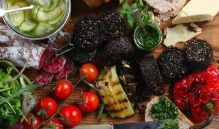 10 Brilliant Ways To Eat The World's New Favourite Superfood - Black Pudding