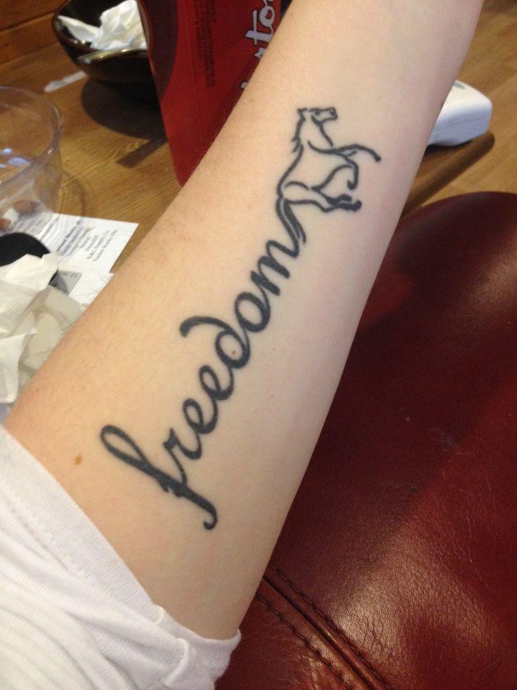 20 Freedom Feminine Tattoos Ideas And Designs