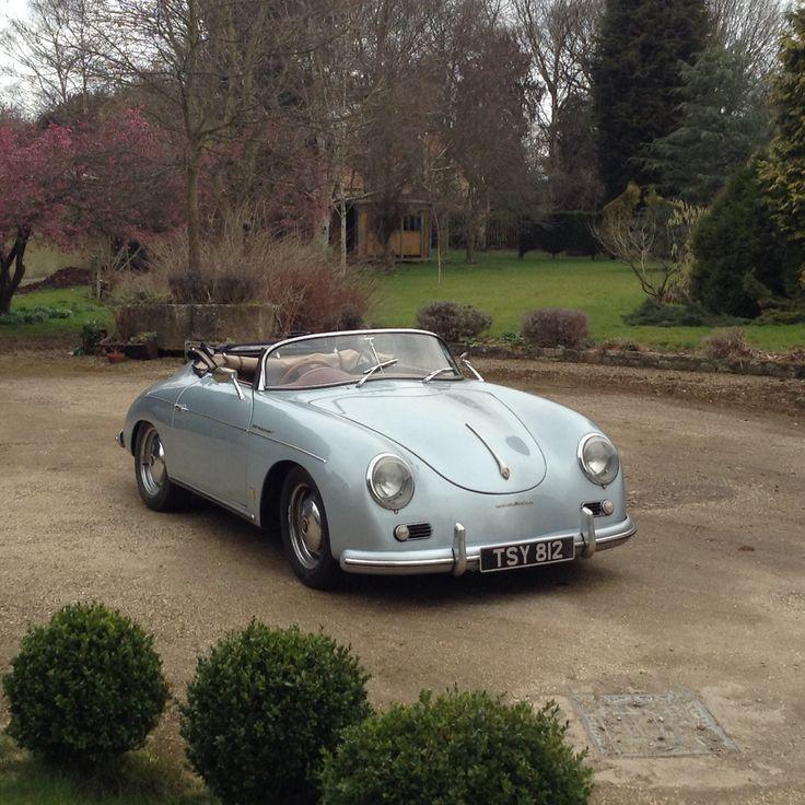 Porsche 356: 28 Best Images About Porsche 356 On Pinterest
