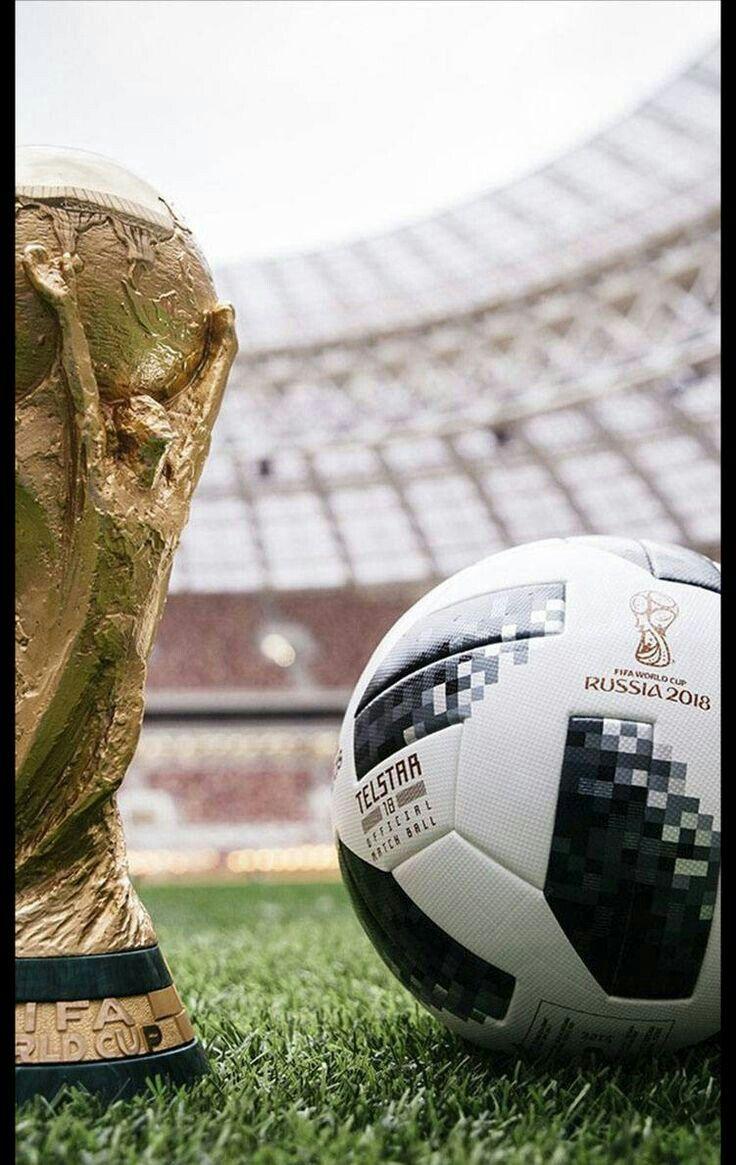World Cup Russia 2018 Balones De Futbol Adidas Imagenes De Futbol Carteles De Futbol