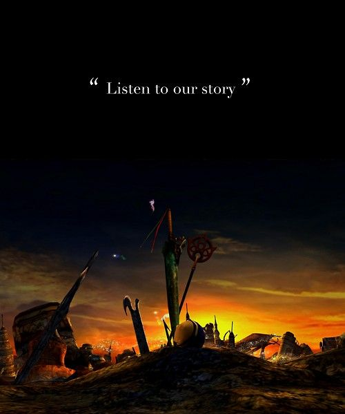 Final Fantasy X An all time fave!