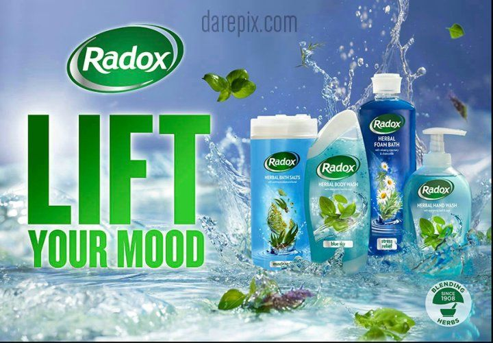 The reason why this shoot for Radox is one of my favourites is because, once again, The Hardy Boys involved me from the beginning, from treatment, to lighting, of course photography, as well as retouching. I really enjoy this type of job, where you're part of the whole creative process & you get to see everything come together.