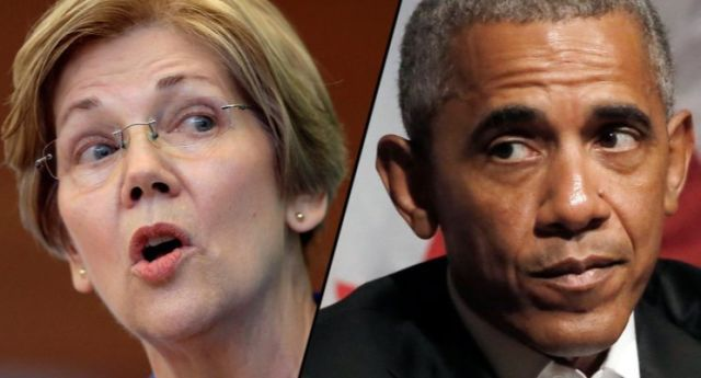 "Warren: Obama out of touch with everyday people He ""talks about a set of big national statistics that look shiny and great but increasingly have giant blind spots,"" she said. Speculation about White House bid »"