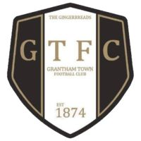 1874, Grantham Town F.C. (Grantham, Lincolnshire, England) #GranthamTownFC #UnitedKingdom (L16311)