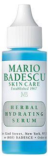 Herbal Hydrating Serum from Mario Badescu Skin Care via mariobadescu.com