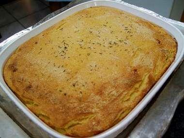 Receta Souffle de yuca y queso, nuestra receta Souffle de yuca y queso - Recetas enfemenino