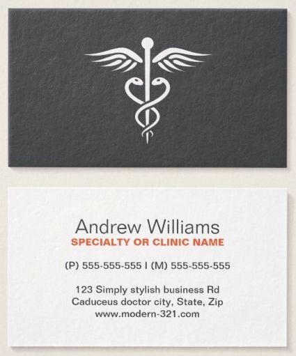 54 best medical business cards images on pinterest for Medical doctor business card