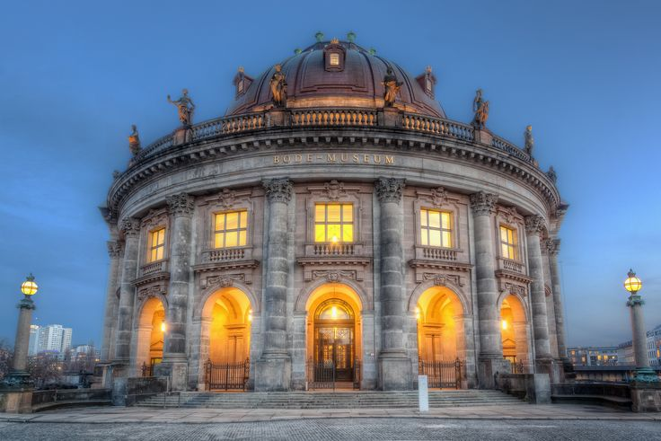 Bode-Museum in Berlin, Germany