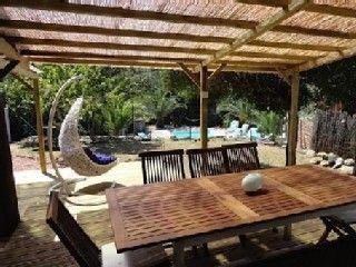Villa Porto Vecchio climatisée avec piscine.   Location de vacances à partir de Corse du Sud @homeaway! #vacation #rental #travel #homeaway