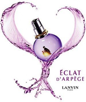 Eclat D'arpege Perfume by Lanvin for Women - delicate and soft