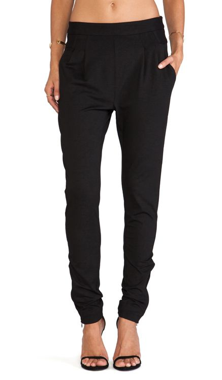 Hunter Bell Coty Pant in Black