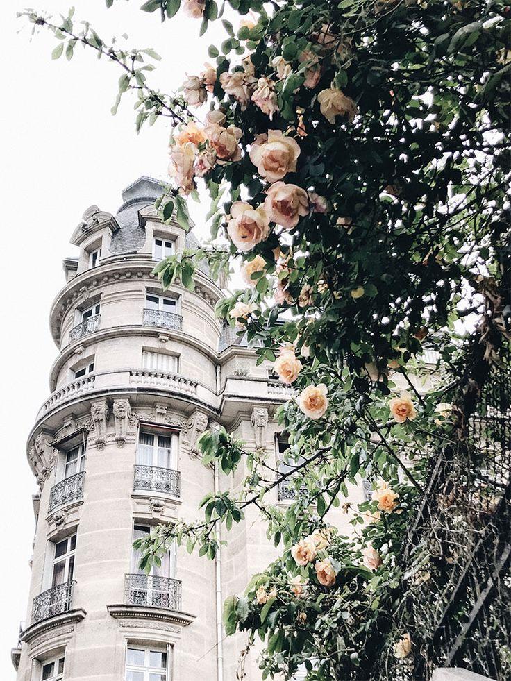 4. В первый же день (это было бы летом ) мы бы пошли просто гулять по улицам Парижа
